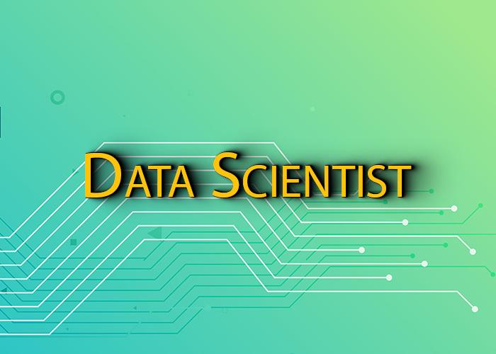 data scientist metier